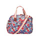 Basil Bloom-Carry All Borsa blu/colorato